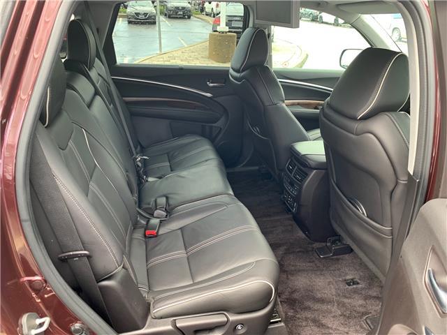 2017 Acura MDX Elite Package (Stk: 1700971) in Hamilton - Image 29 of 31