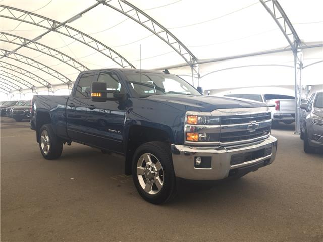2018 Chevrolet Silverado 2500HD LT (Stk: 160605) in AIRDRIE - Image 1 of 24
