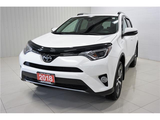 2018 Toyota RAV4 XLE (Stk: P5412) in Sault Ste. Marie - Image 1 of 23