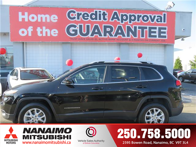 2017 Jeep Cherokee North (Stk: 9P7424A) in Nanaimo - Image 2 of 8