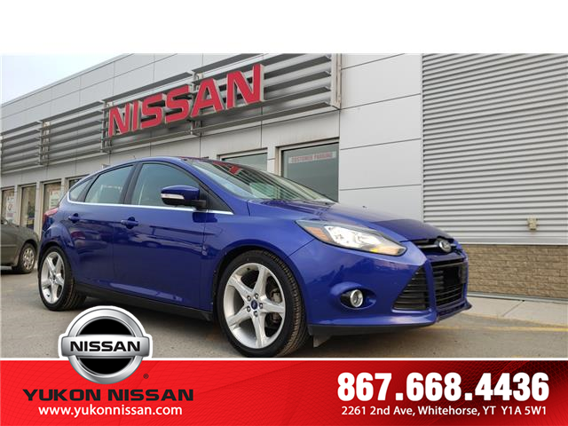 2014 Ford Focus Titanium (Stk: 9R9545A) in Whitehorse - Image 1 of 18
