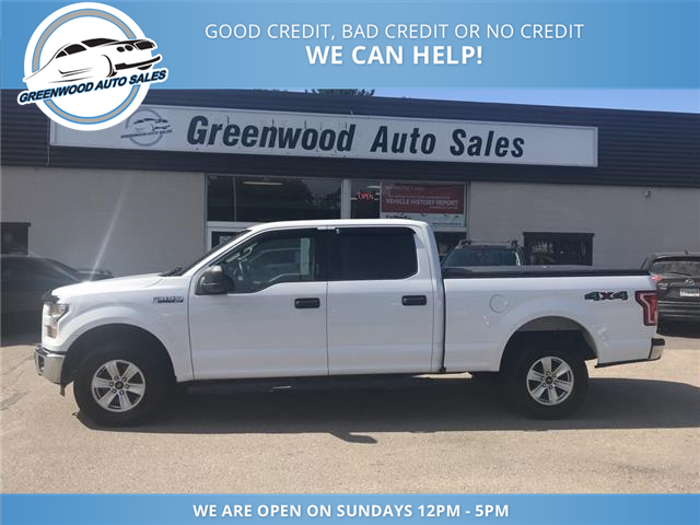 2015 Ford F-150 XLT (Stk: 15-16656) in Greenwood - Image 1 of 15
