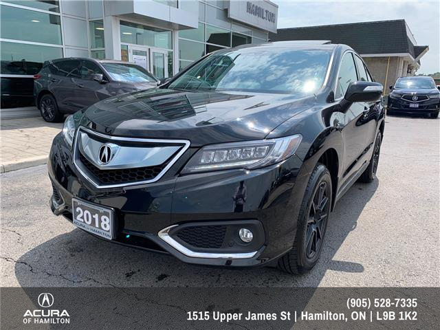 2018 Acura RDX Elite (Stk: 1816660) in Hamilton - Image 2 of 42