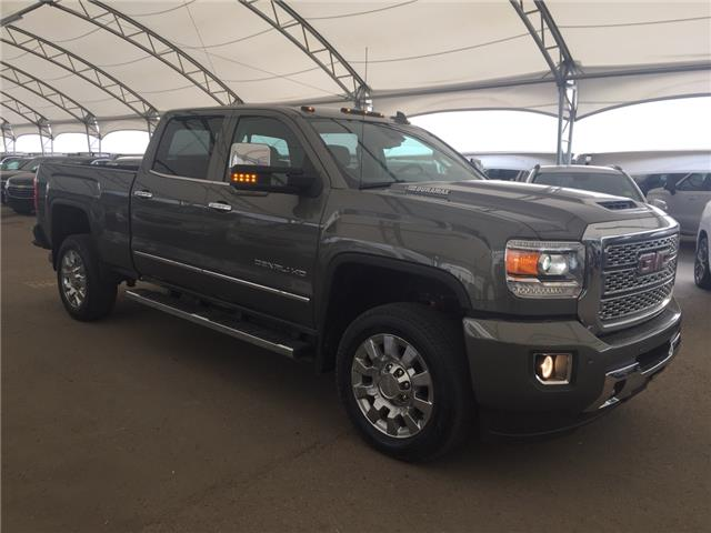 2018 GMC Sierra 2500HD Denali (Stk: 176857) in AIRDRIE - Image 1 of 27