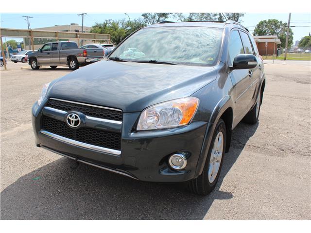 2012 Toyota RAV4 Limited (Stk: P1710) in Regina - Image 1 of 22