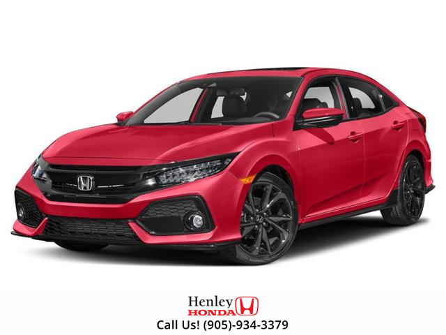 2019 Honda Civic Sport Touring (Stk: H18422) in St. Catharines - Image 1 of 9