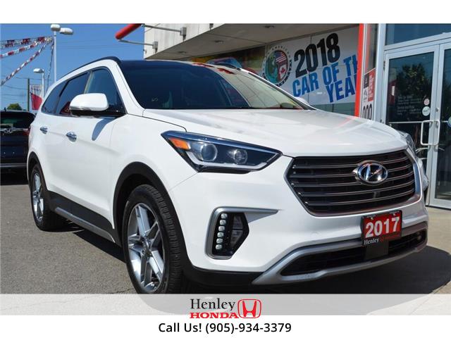 2017 Hyundai Santa Fe XL FULLY LOADED  (Stk: B0871) in St. Catharines - Image 1 of 30