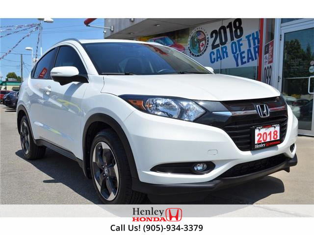 2018 Honda HR-V w/Navigation (Stk: H18225A) in St. Catharines - Image 1 of 28