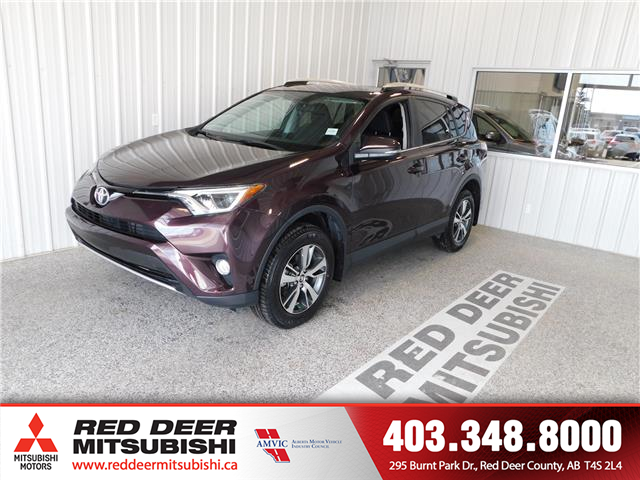 2016 Toyota RAV4 XLE (Stk: L8137F) in Red Deer County - Image 1 of 15