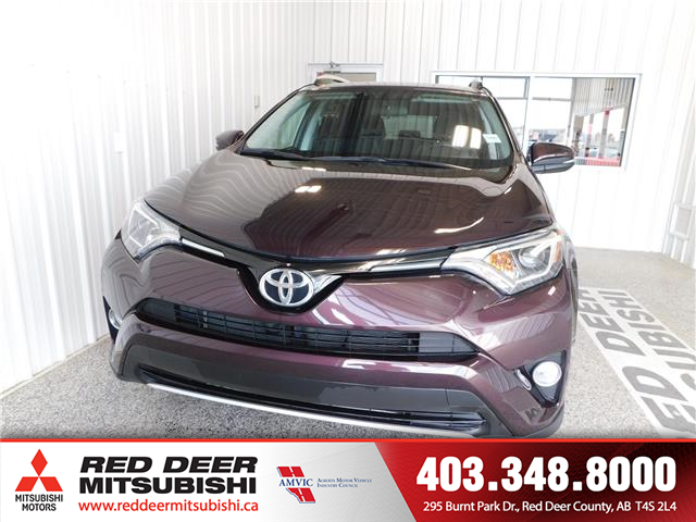 2016 Toyota RAV4 XLE (Stk: L8137F) in Red Deer County - Image 2 of 15