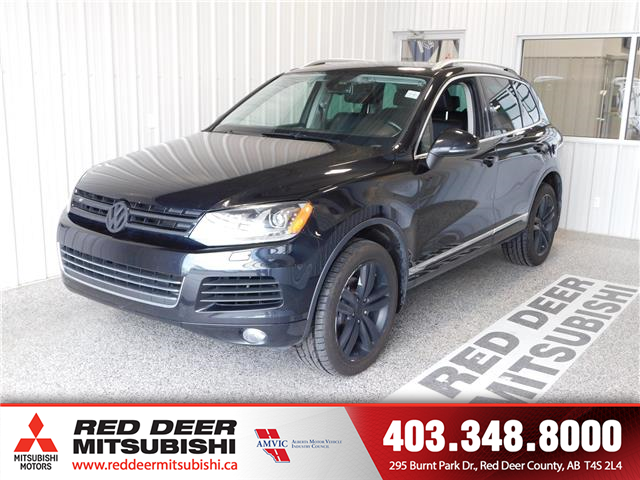 2014 Volkswagen Touareg  (Stk: L8473) in Red Deer County - Image 1 of 15