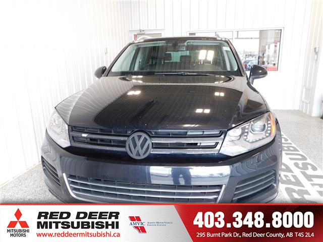 2014 Volkswagen Touareg  (Stk: L8473) in Red Deer County - Image 2 of 15