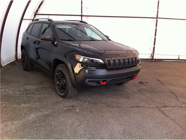 2019 Jeep Cherokee Trailhawk (Stk: 190319) in Ottawa - Image 1 of 27