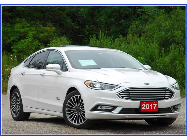 2017 Ford Fusion Energi SE Luxury (Stk: 9M4830A) in Kitchener - Image 1 of 20
