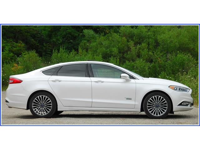 2017 Ford Fusion Energi SE Luxury (Stk: 9M4830A) in Kitchener - Image 2 of 20