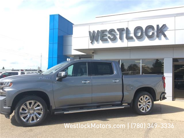2019 Chevrolet Silverado 1500 High Country (Stk: 19T102) in Westlock - Image 3 of 19