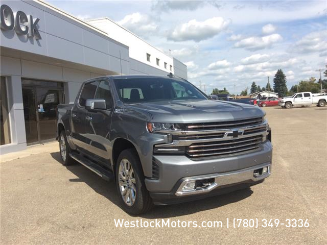 2019 Chevrolet Silverado 1500 High Country (Stk: 19T102) in Westlock - Image 11 of 19
