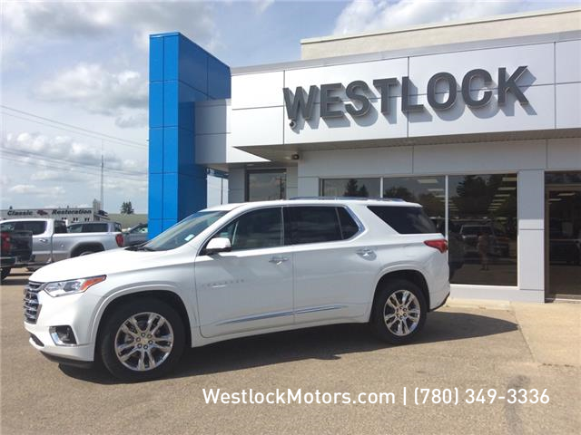 2019 Chevrolet Traverse  (Stk: 19T113) in Westlock - Image 2 of 14