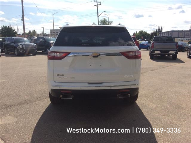 2019 Chevrolet Traverse  (Stk: 19T113) in Westlock - Image 4 of 14
