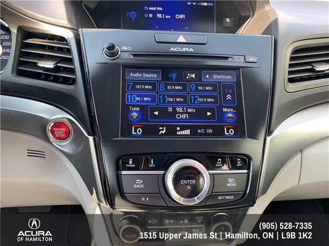 2016 Acura ILX Base (Stk: 1616610) in Hamilton - Image 12 of 30