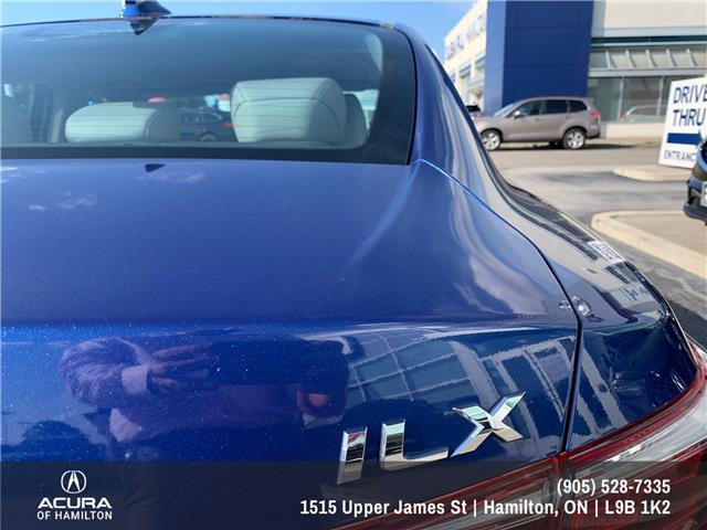 2016 Acura ILX Base (Stk: 1616610) in Hamilton - Image 27 of 30