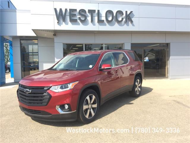 2019 Chevrolet Traverse 3LT (Stk: 19T208) in Westlock - Image 1 of 14