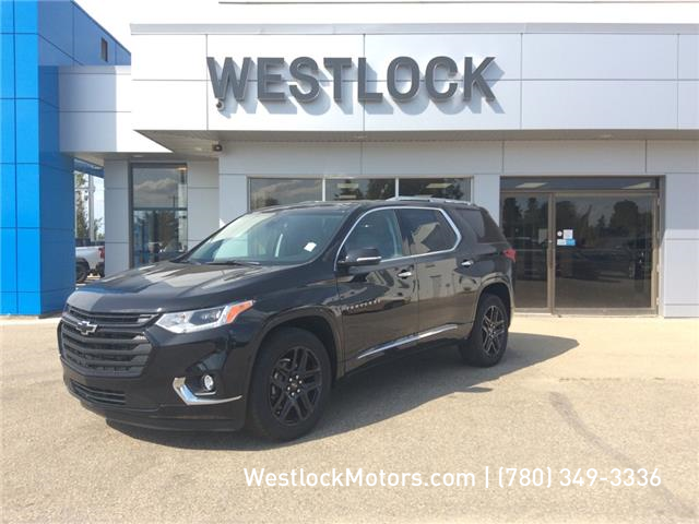 2019 Chevrolet Traverse Premier (Stk: 19T193) in Westlock - Image 1 of 15