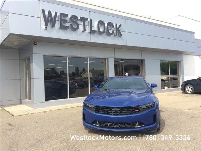 2019 Chevrolet Camaro  (Stk: 19C15) in Westlock - Image 1 of 14