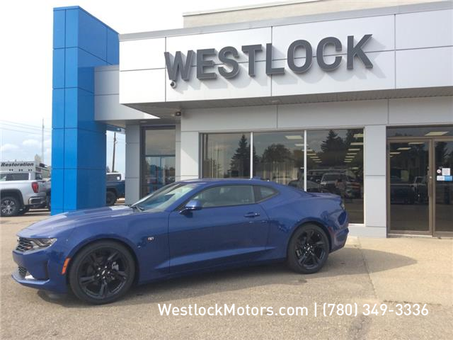2019 Chevrolet Camaro  (Stk: 19C15) in Westlock - Image 2 of 14