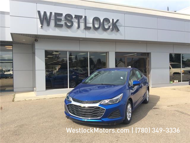 2019 Chevrolet Cruze LT (Stk: 19C8) in Westlock - Image 1 of 14