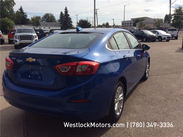 2019 Chevrolet Cruze LT (Stk: 19C8) in Westlock - Image 5 of 14
