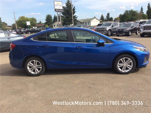 2019 Chevrolet Cruze LT (Stk: 19C8) in Westlock - Image 6 of 14