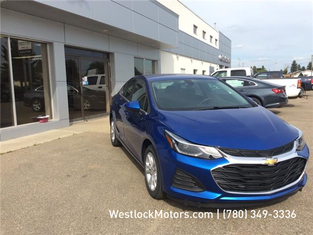 2019 Chevrolet Cruze LT (Stk: 19C8) in Westlock - Image 7 of 14