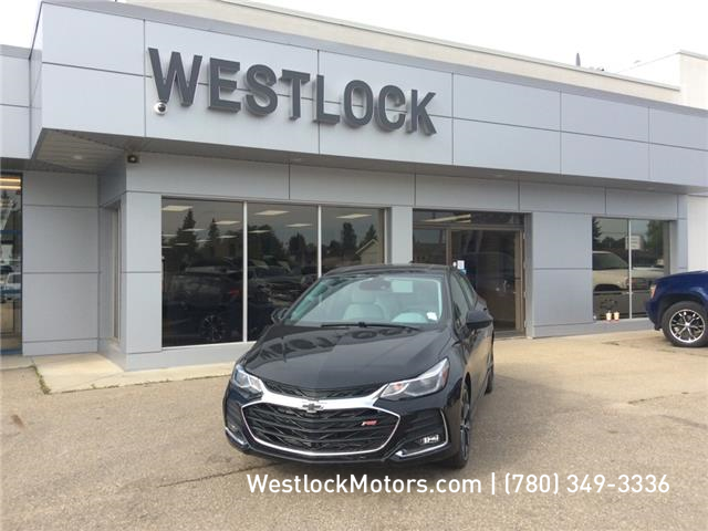 2019 Chevrolet Cruze Premier (Stk: 19C13) in Westlock - Image 1 of 15