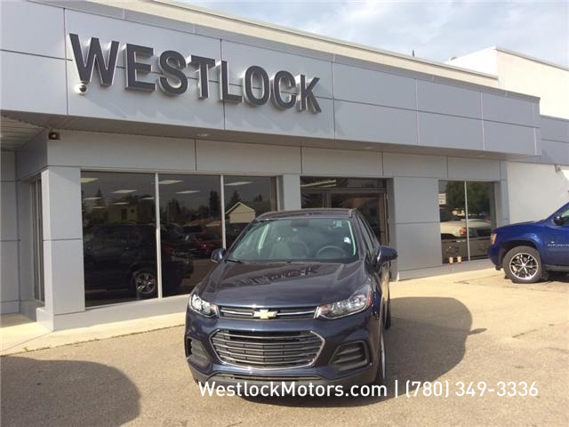 2019 Chevrolet Trax LS (Stk: 19T89) in Westlock - Image 1 of 14