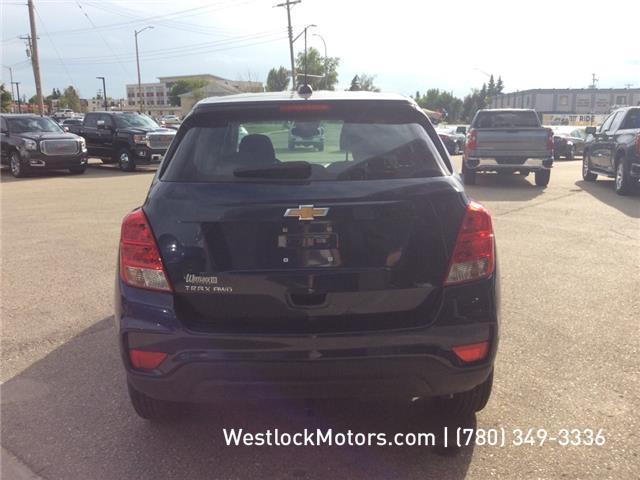 2019 Chevrolet Trax LS (Stk: 19T89) in Westlock - Image 4 of 14