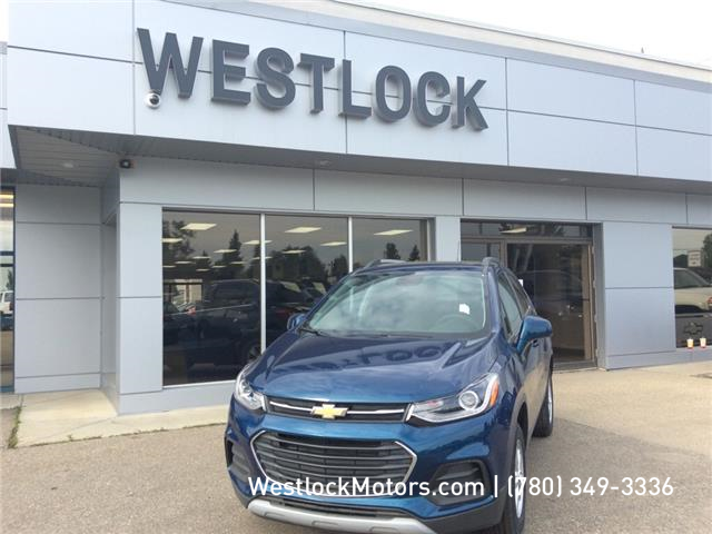 2019 Chevrolet Trax LT (Stk: 19T116) in Westlock - Image 1 of 14
