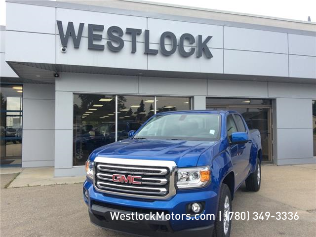 2019 GMC Canyon SLE (Stk: 19T226) in Westlock - Image 1 of 14
