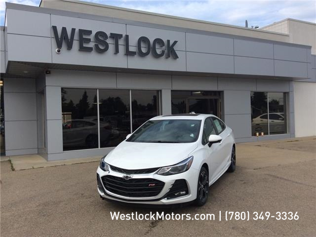 2019 Chevrolet Cruze LT (Stk: 19C9) in Westlock - Image 1 of 14