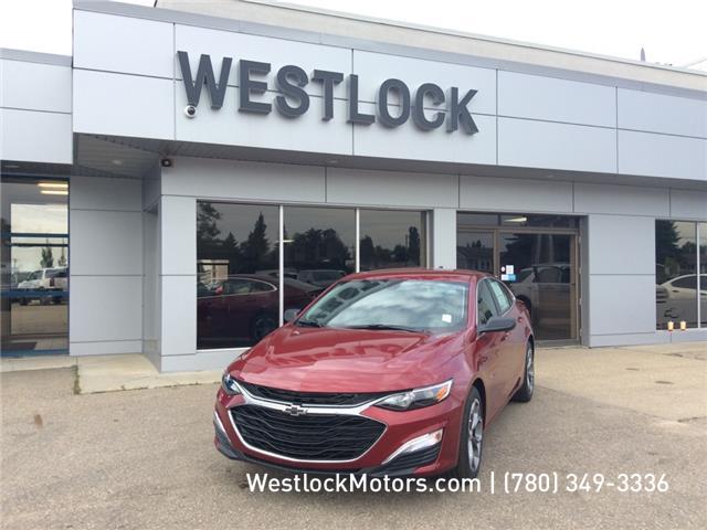 2019 Chevrolet Malibu RS (Stk: 19C23) in Westlock - Image 1 of 14