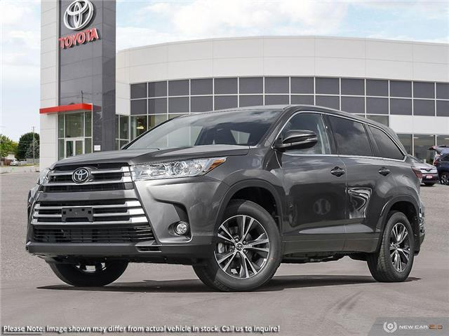 2019 Toyota Highlander LE AWD Convenience Package (Stk: 219804) in London - Image 1 of 24