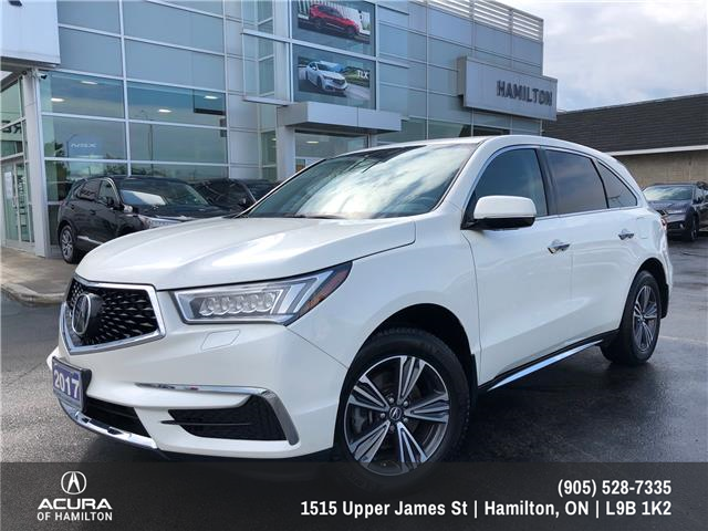 2017 Acura MDX Base (Stk: 1716670) in Hamilton - Image 1 of 26