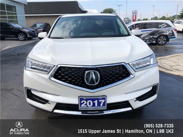 2017 Acura MDX Base (Stk: 1716670) in Hamilton - Image 2 of 26
