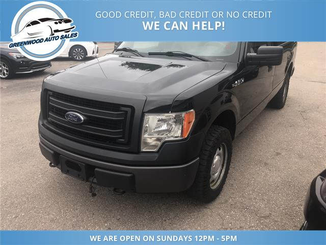 2014 Ford F-150 XL (Stk: 14-99235) in Greenwood - Image 4 of 13