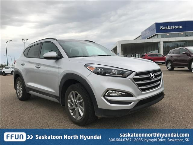 2017 Hyundai Tucson SE (Stk: 39317A) in Saskatoon - Image 1 of 21