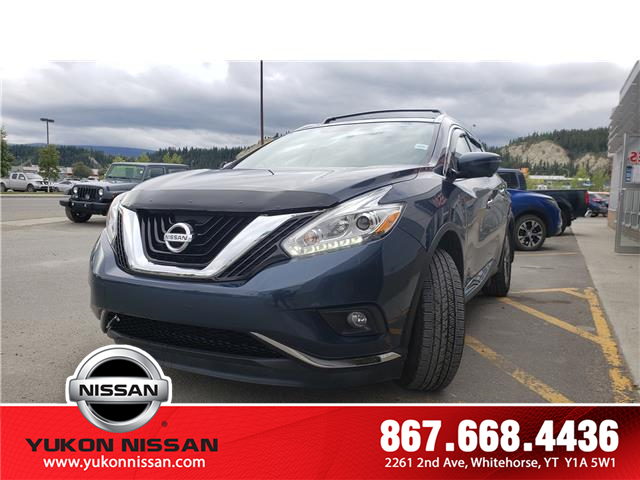2017 Nissan Murano SL (Stk: 9P4955A) in Whitehorse - Image 2 of 17