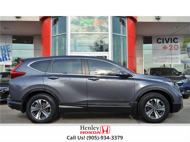 2018 Honda CR-V 2018 Honda CR-V - LX AWD (Stk: H18216A) in St. Catharines - Image 2 of 24