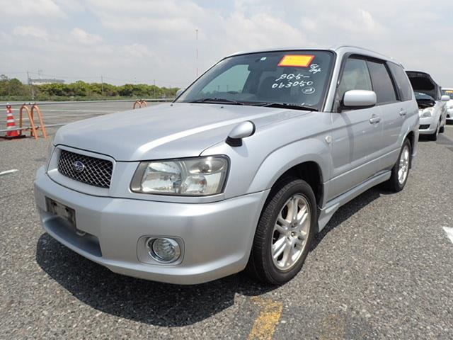 2004 Subaru Forester Aero (Stk: p19-123) in Dartmouth - Image 1 of 10