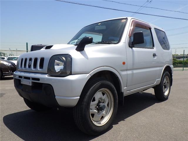 2001 Suzuki Samurai Jimny (Stk: p19-138) in Dartmouth - Image 1 of 7