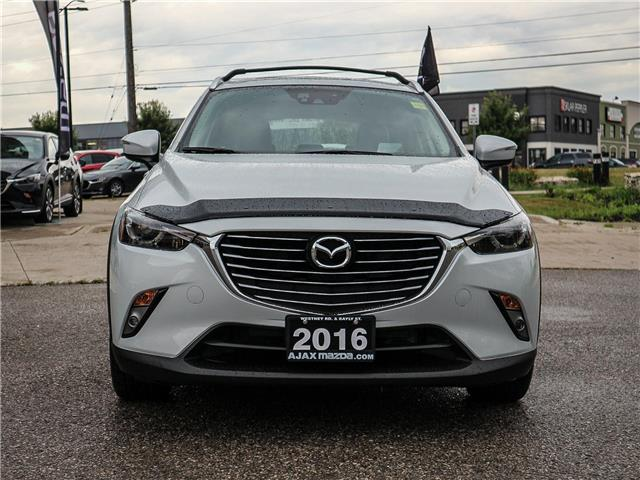 2016 Mazda CX-3 GT (Stk: P5215) in Ajax - Image 2 of 23